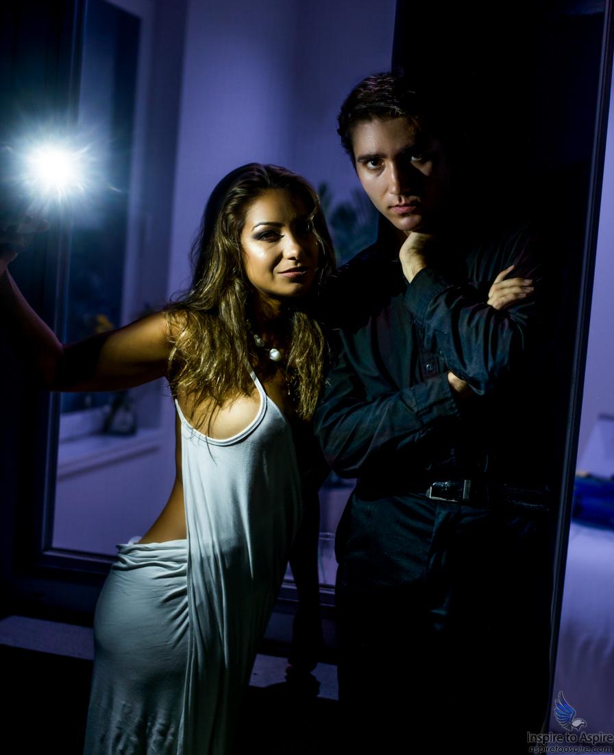 Ionascu Camelia and Alexander Rea